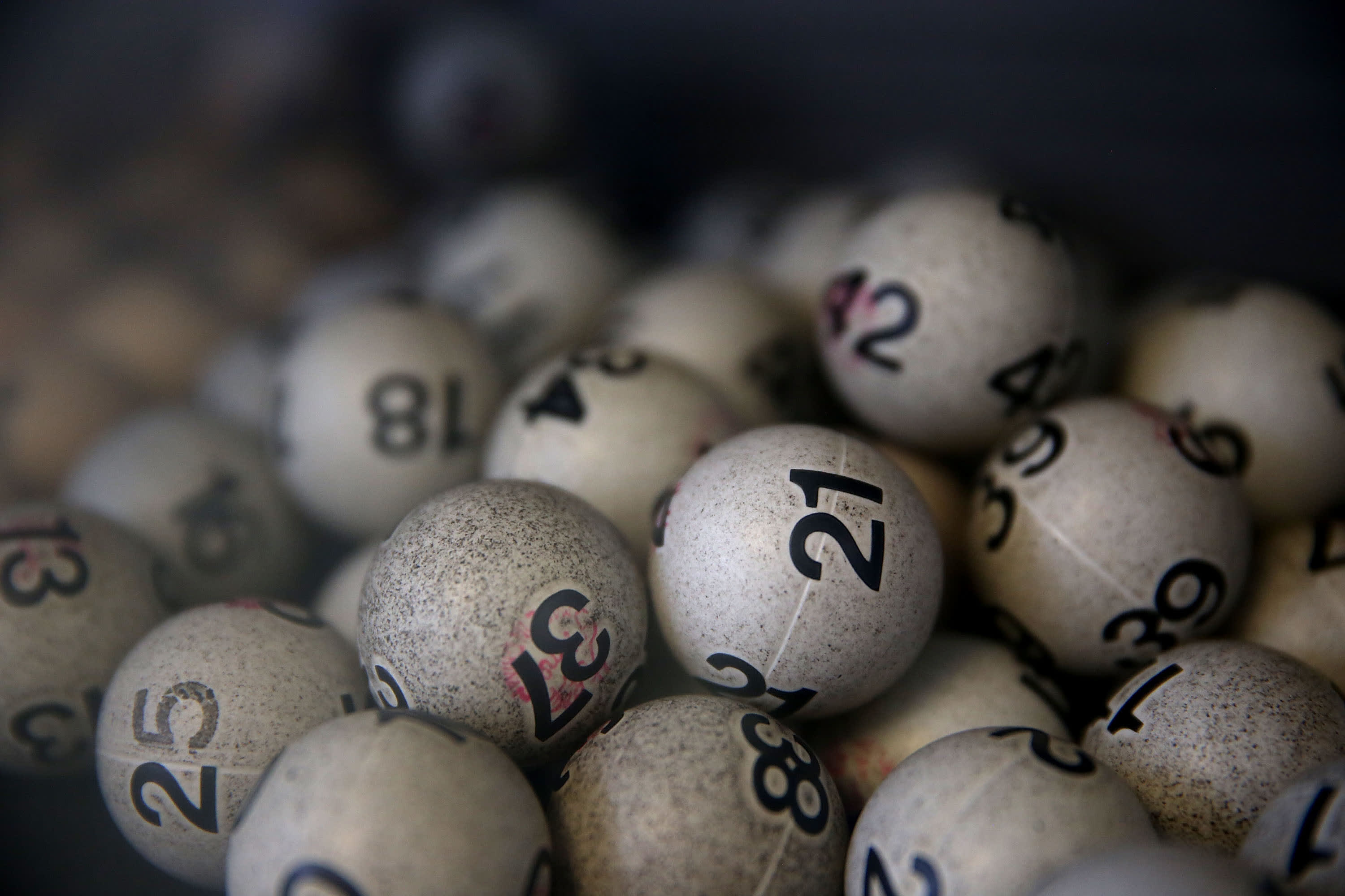 Mastermind of lottery fraud admits he rigged jackpots