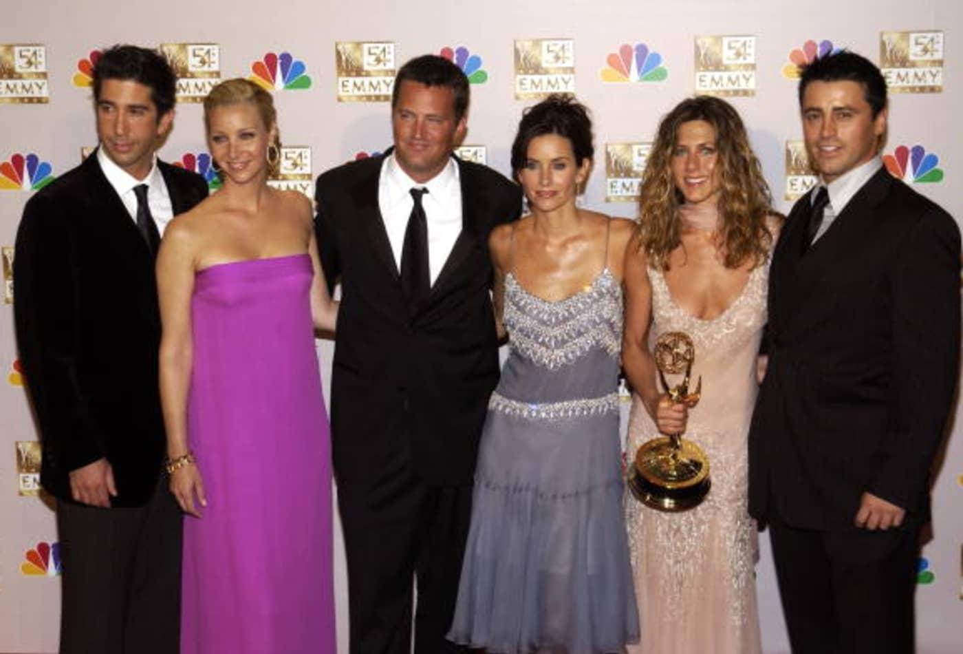 Hit TV show 'Friends' is no longer on a break
