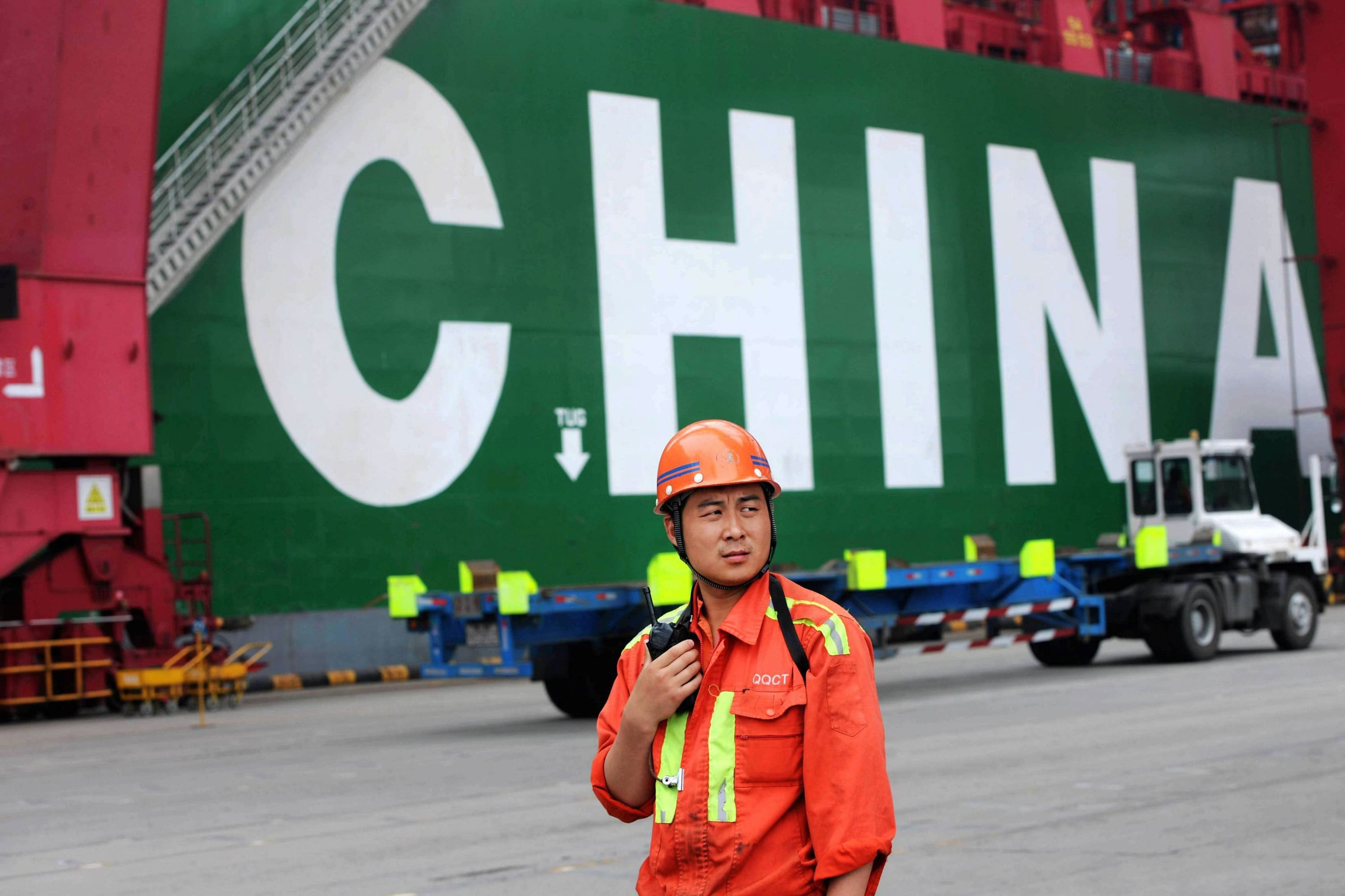 China's exports fell less than expected in June
