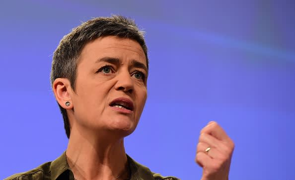PREMIUM: Margarethe Vestager European Competition Comission