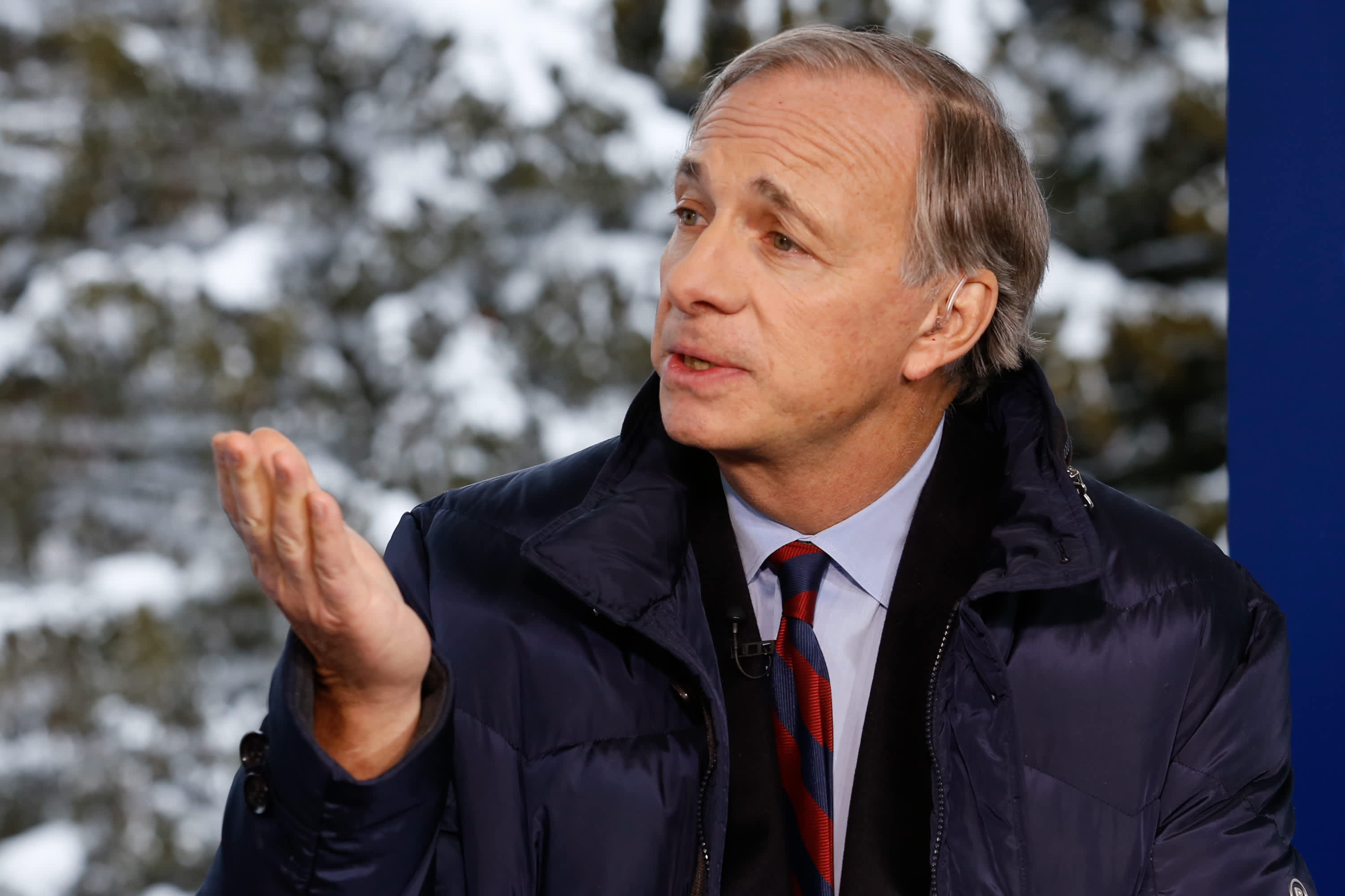Billionaire Ray Dalio says these 3 books have 'had the biggest impact' on his life