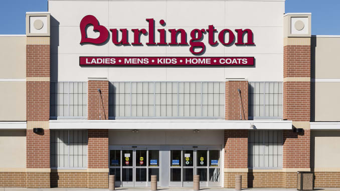 Burlington Coat Factory store