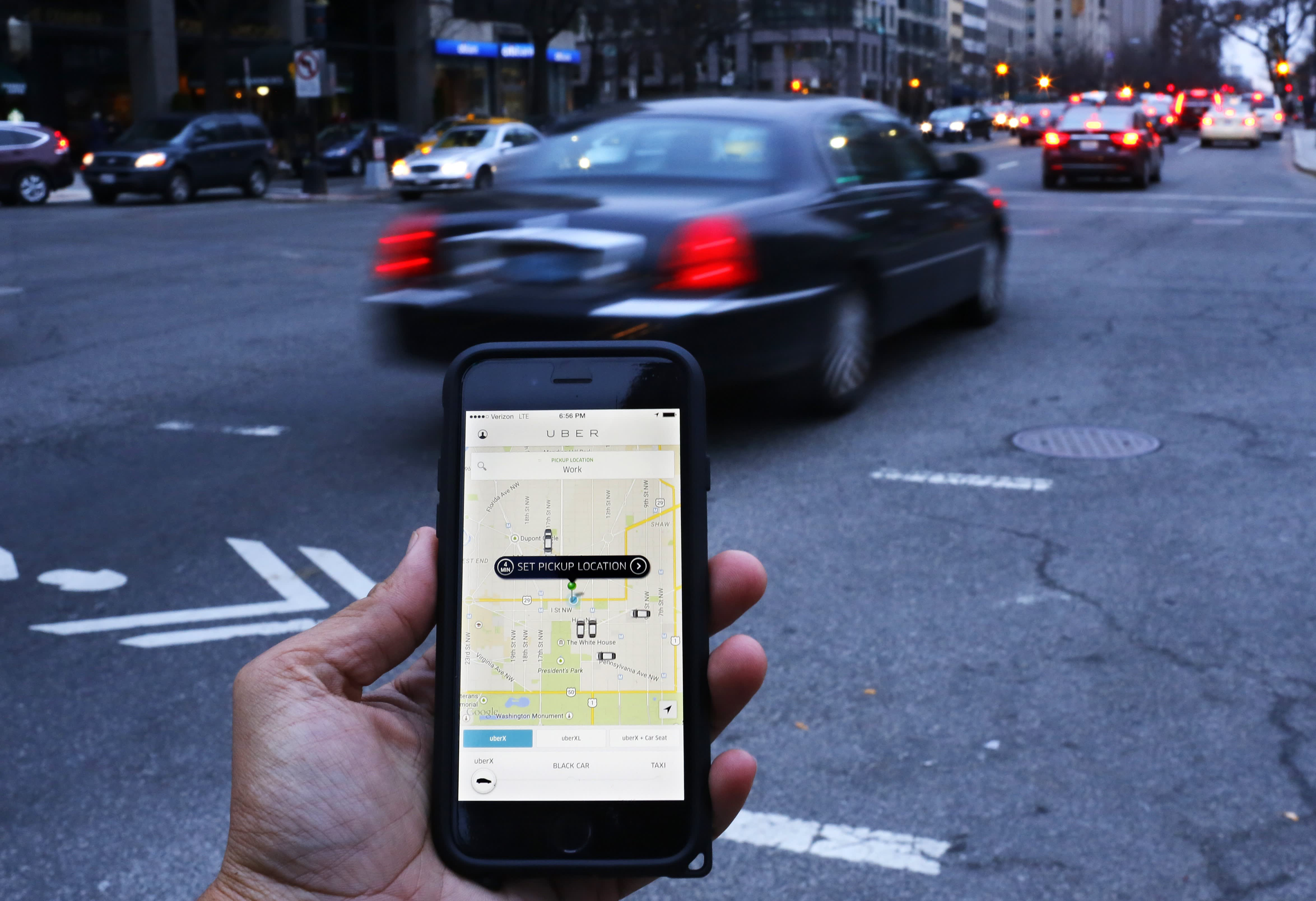 Ride-hailing vs  car ownership: Here's which really costs more