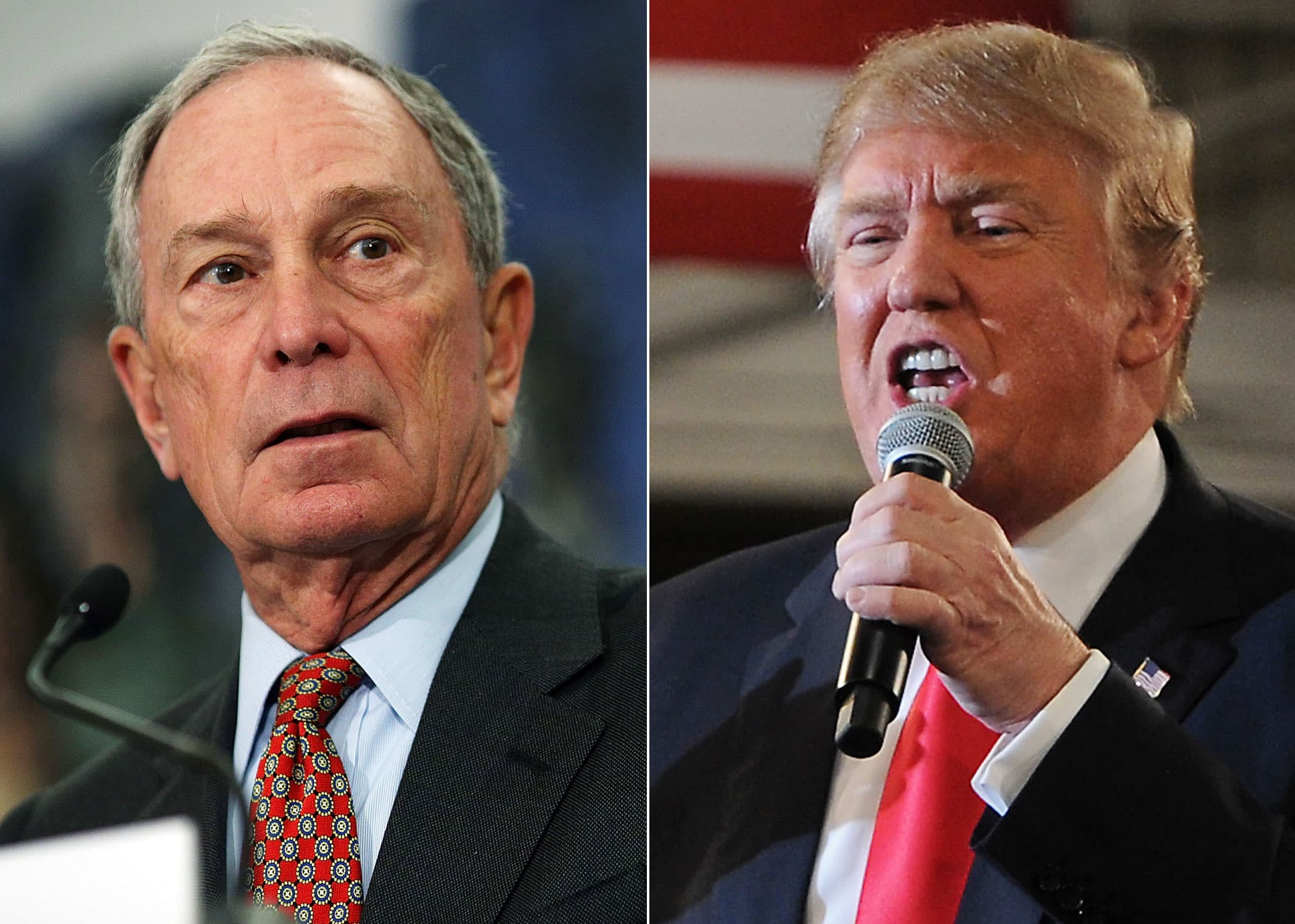 Trump and Bloomberg escalate their personal war on the campaign trail