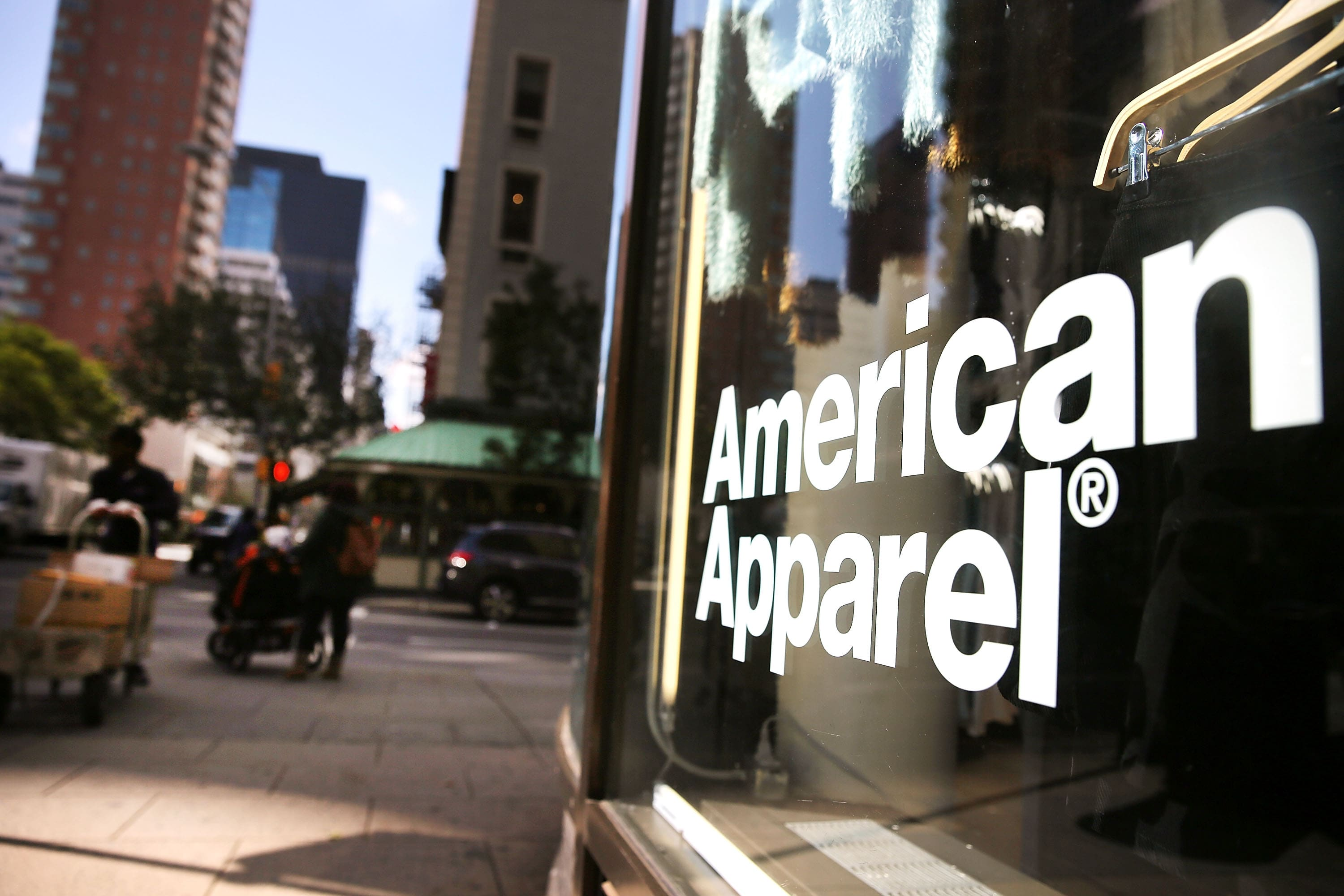 How American Apparel is trying to make a comeback after two bankruptcies