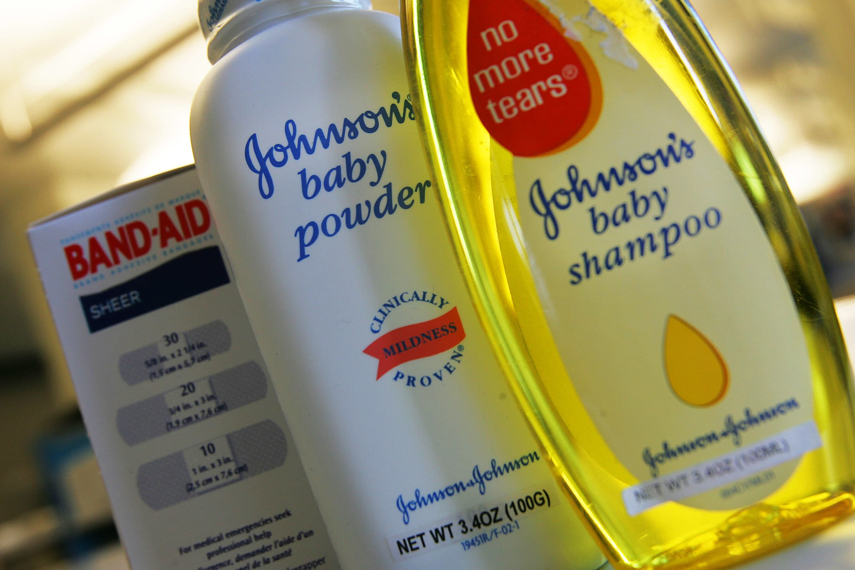 Johnson & Johnson relaunches 124-year-old baby shampoo brand