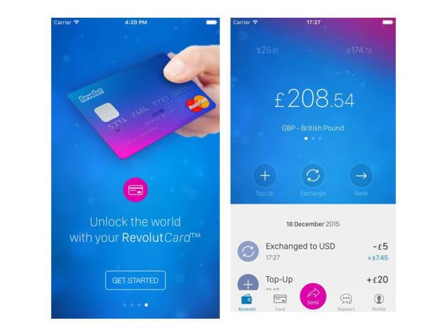 Revolut raises $4 8 million, takes aim at PayPal