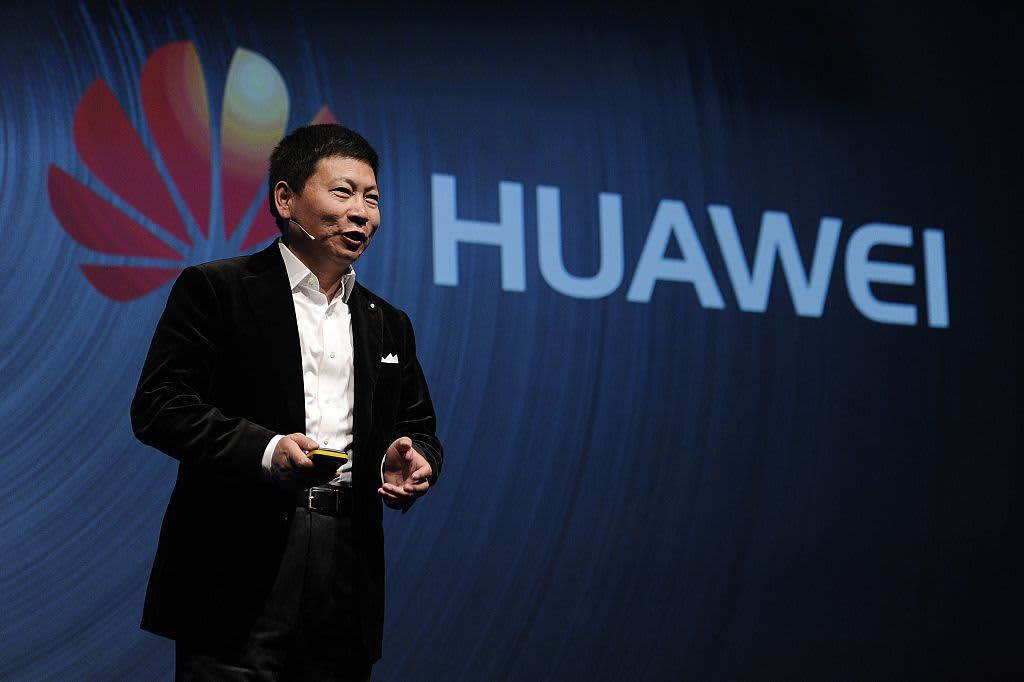 Huawei built software for smartphones and laptops in case it can't use Microsoft or Google