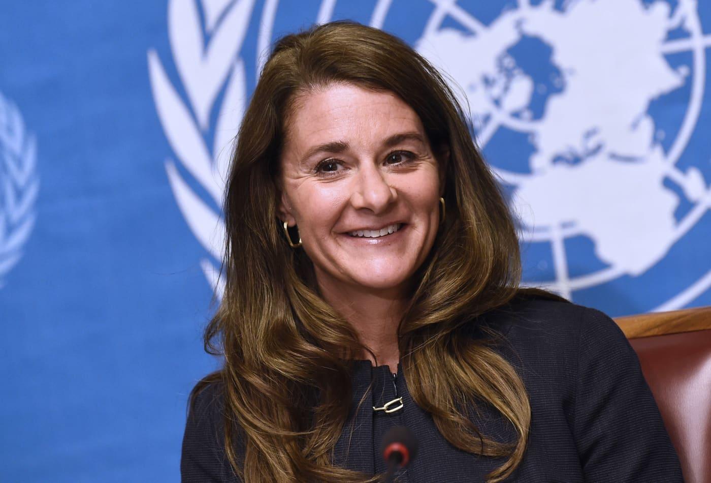 Gates Foundation Directs Funding Toward >> Melinda Gates Is Spending 170 Million To Promote Women S Equality