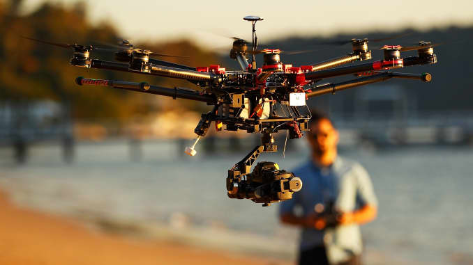 Unregistered drone users may face jail time