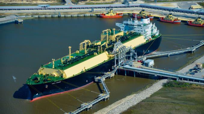 US-China trade war: China's tariffs on US LNG shift markets