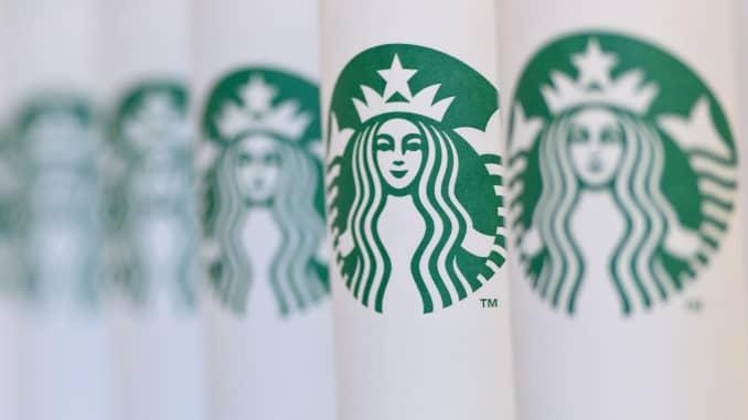 Morgan Stanley downgrades Starbucks due to its China sales