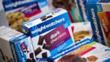 Weight Watchers International food products.