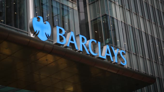 Barclays is reportedly looking at a potential merger with