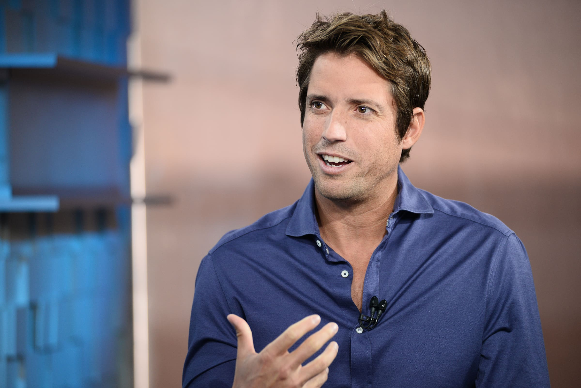 Nick Woodman, GoPro Founder and CEO