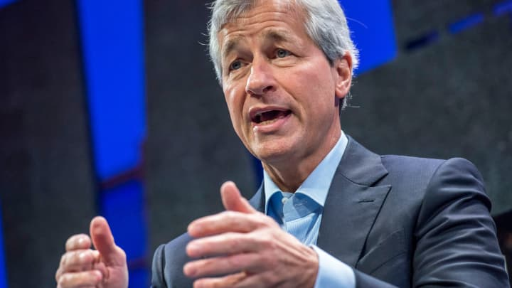 Jamie Dimon raves about the strength of the US consumer