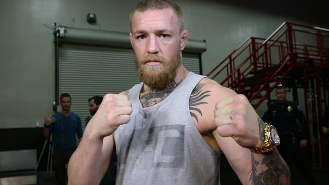 Conor McGregor announces his retirement from UFC