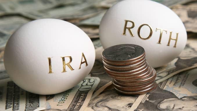 Premium: Roth IRA and IRA eggs