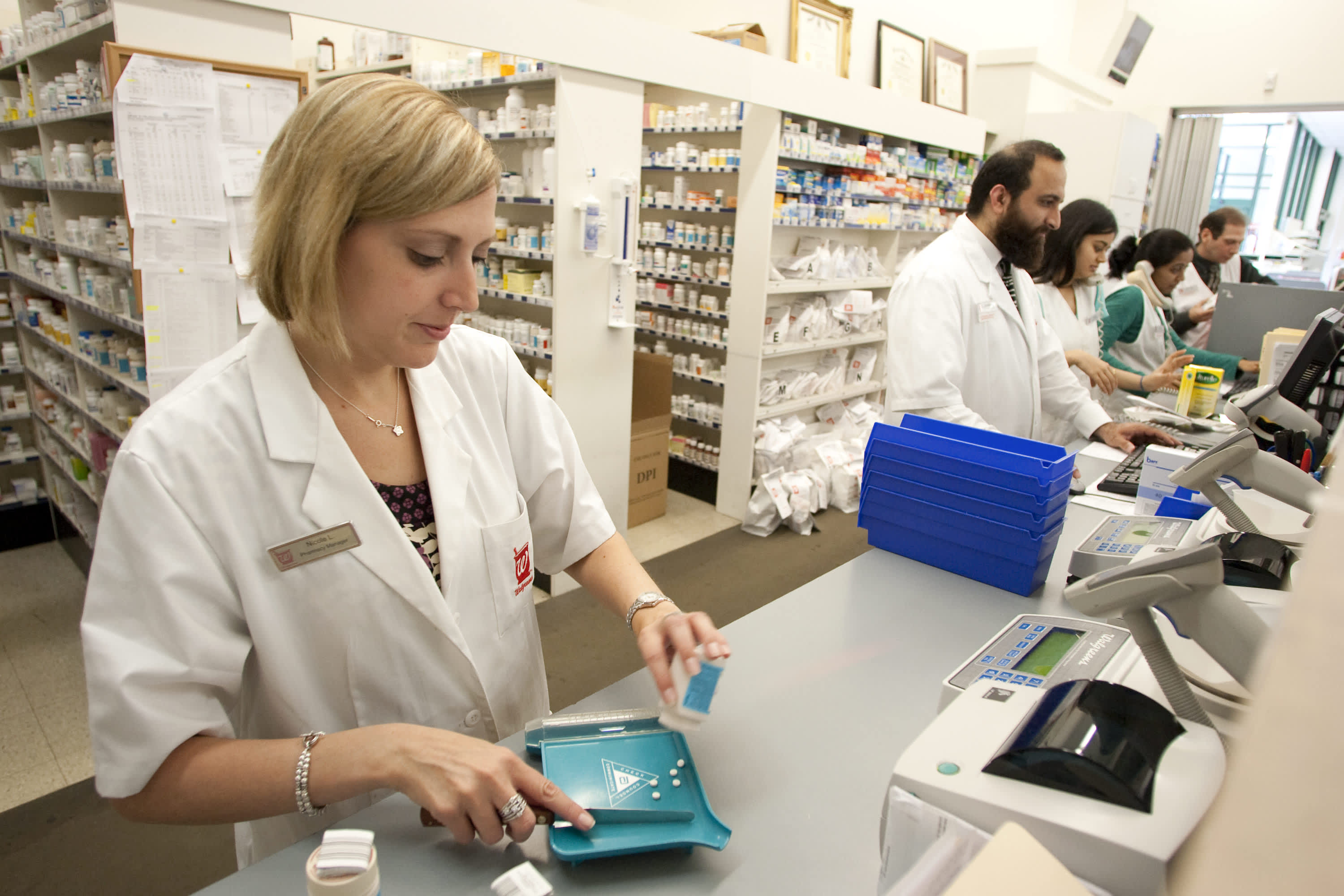 Walgreens to tackle health-care costs with Alphabet's Verily