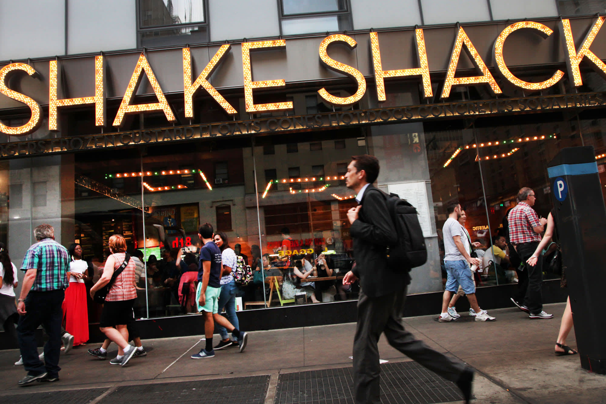Stocks making the biggest moves after hours: Shake Shack, CBS, Expedia and more