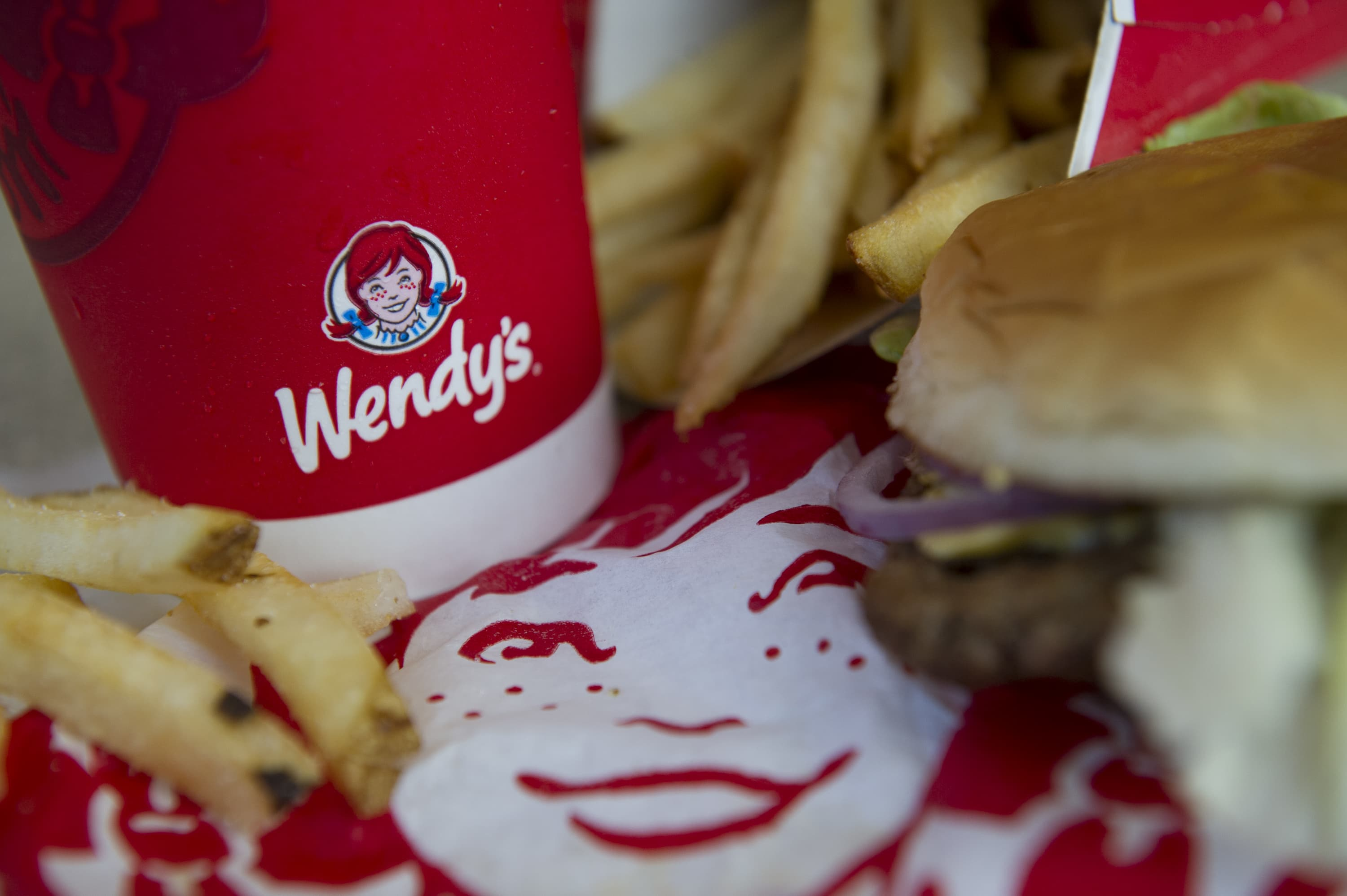 Stocks making the biggest moves midday: Wendy's, Starbucks, Maxar Technologies and more