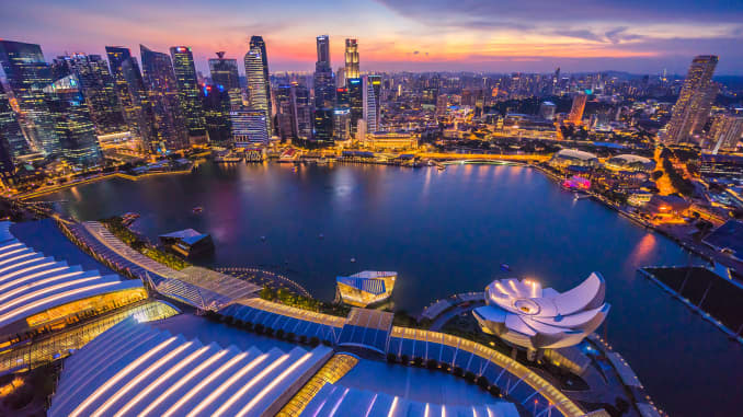 Singapore overtakes US to become most competitive country, WEF says