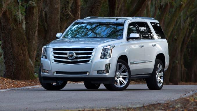 GM recalls over 1 million pickups, SUVs for power steering