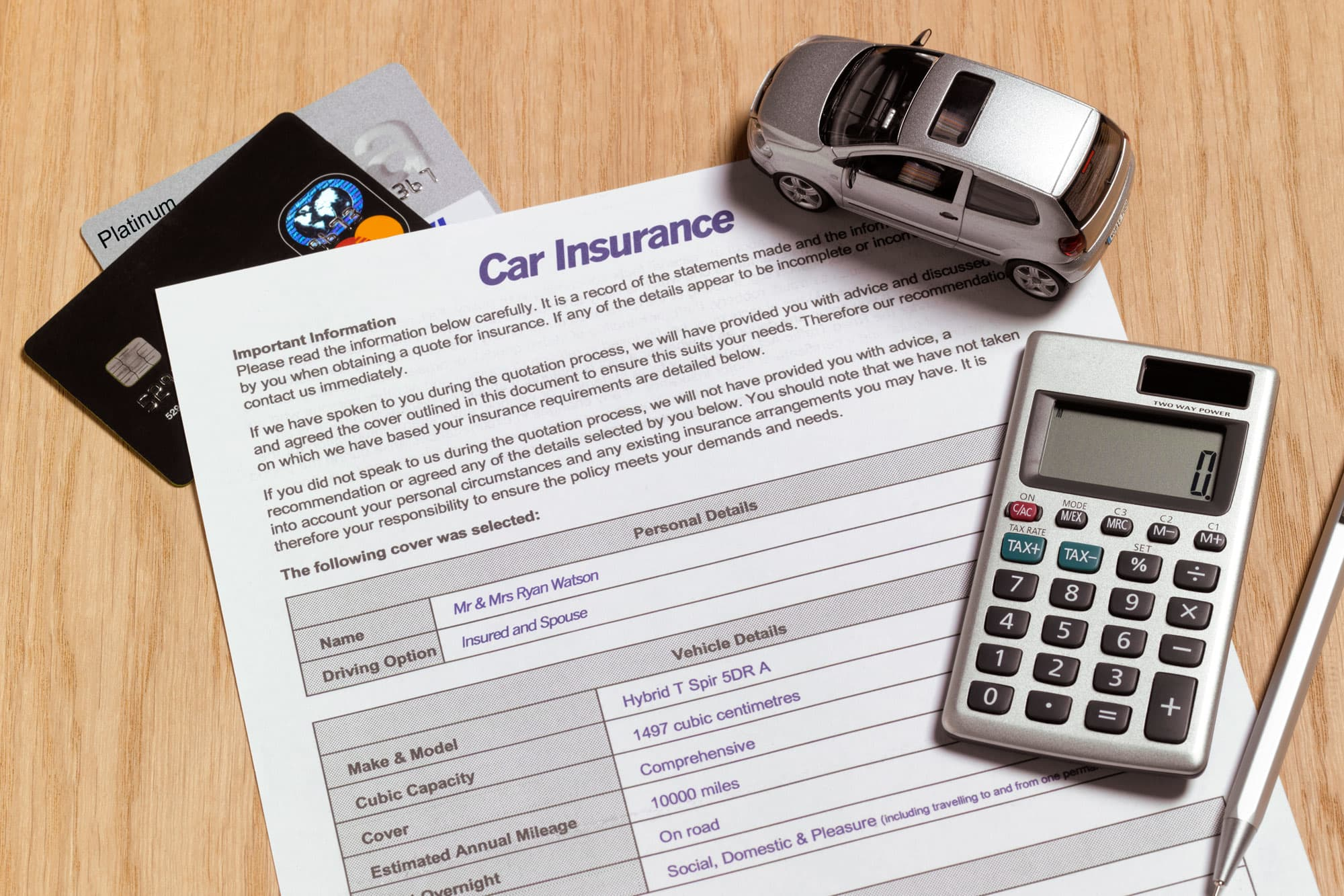 Lying on insurance forms can come back to haunt you