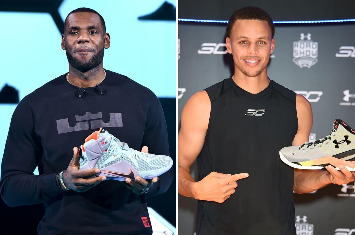 Sneaker wars: Nike vs. Under Armour