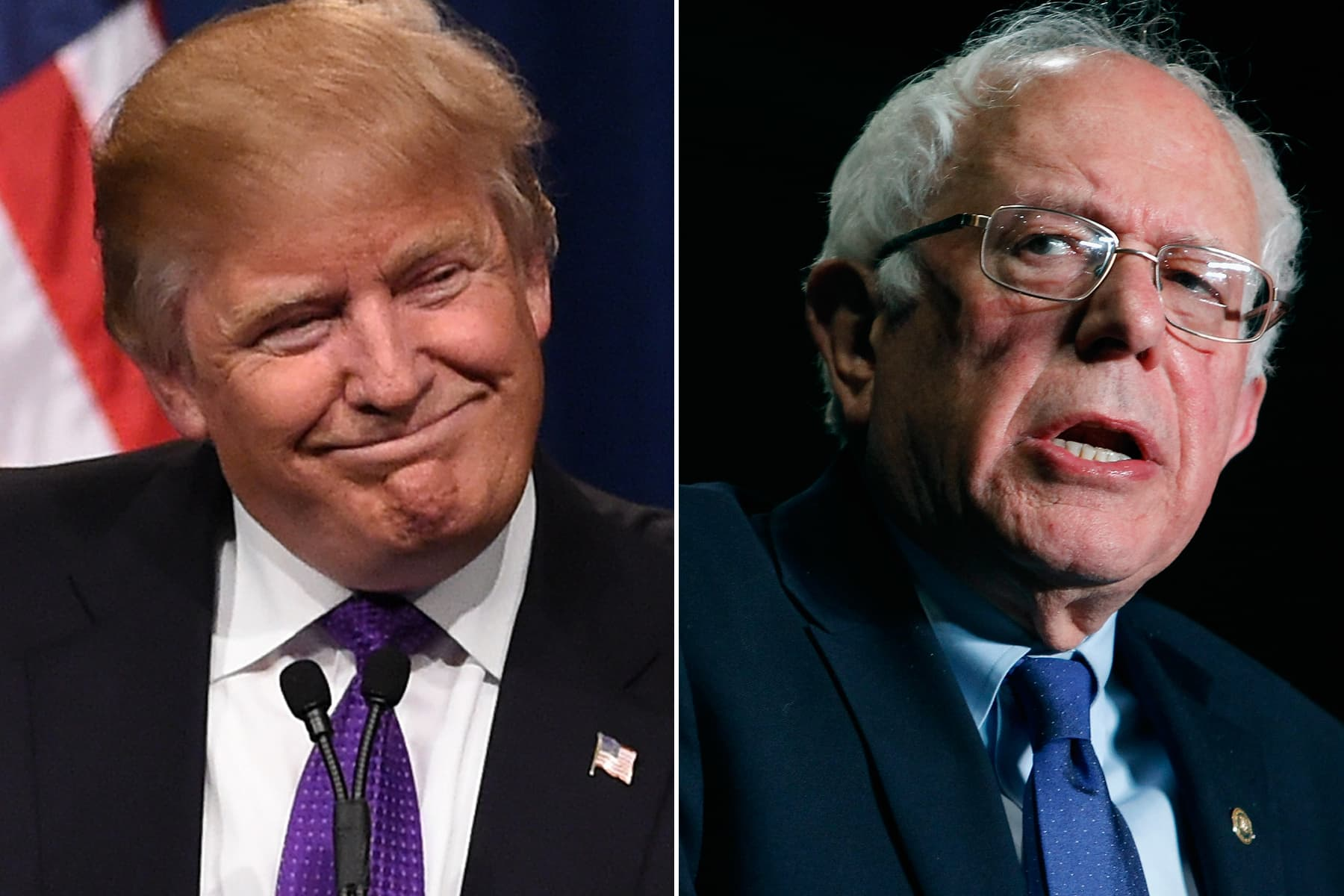 Sanders' 'very, very different' economic plan no match for Trump's, Mnuchin claims