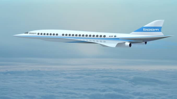 New supersonic jets could create sonic booms 'every five