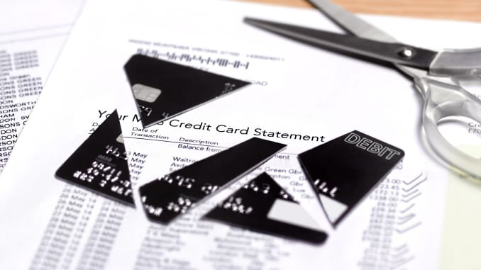 Premium: Credit card debt, statement