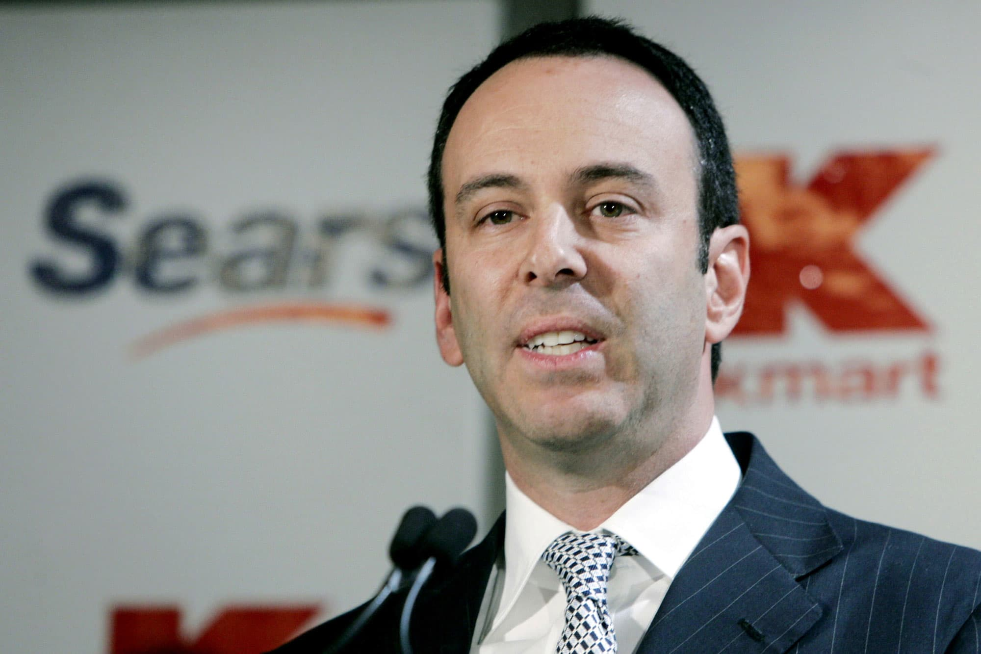 RT: Edward Lampert at KMart and Sears press conference 041117