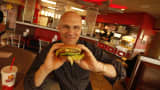 Andy Puzder, CEO of Carls Jr. and Hardees Chain