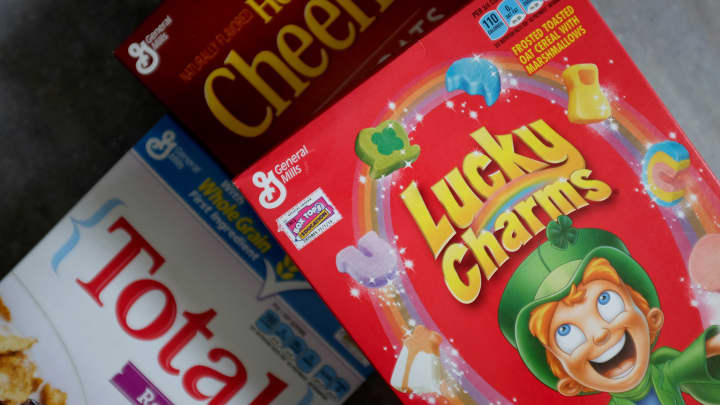 Cheerios maker General Mills stock tumbles after sales disappoint