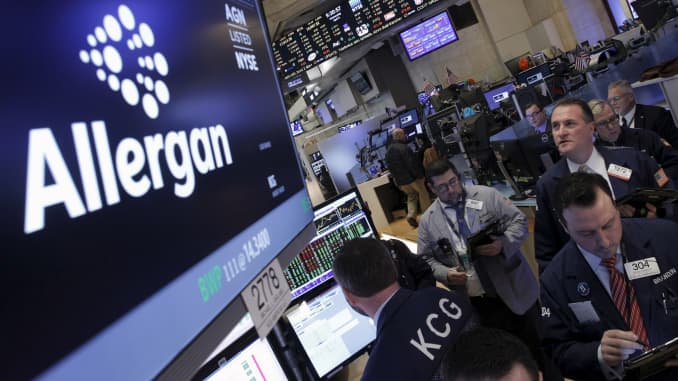 Here's what you need to know about the AbbVie-Allergan deal