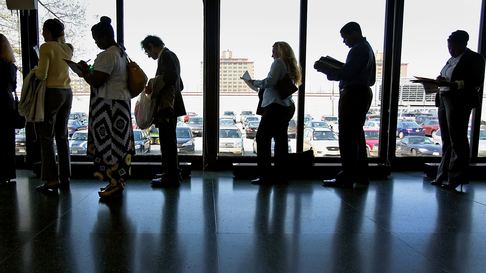 US weekly jobless claims rise to five-month high