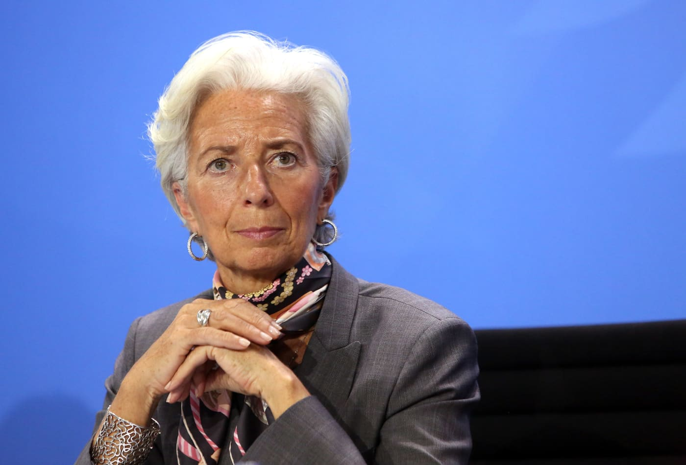 IMF chief: Employing more women could boost economies by 35