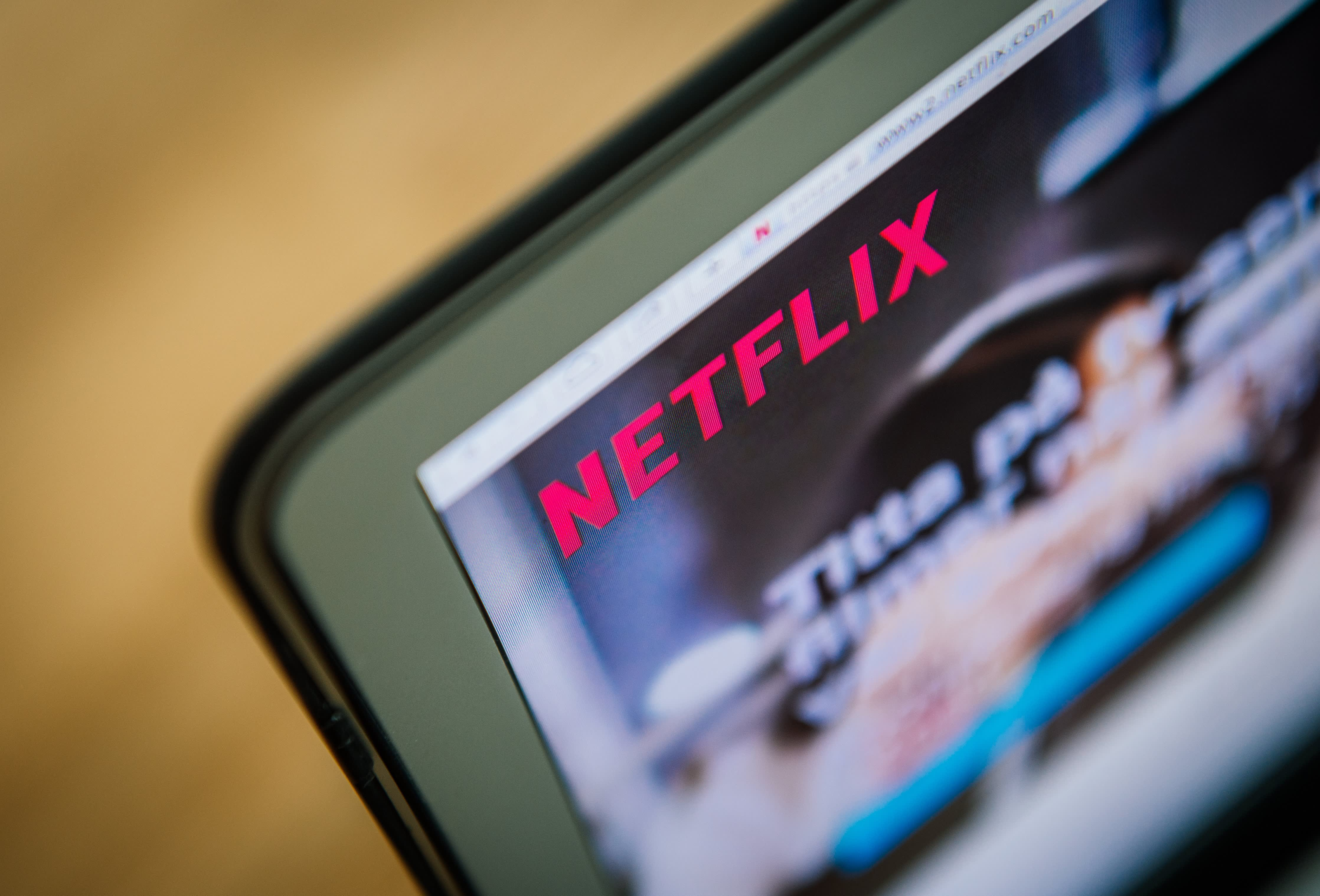 Netflix soars after beating on earnings, despite miss on subscribers