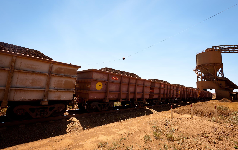 Rio Tinto production: Increase in iron ore shipments