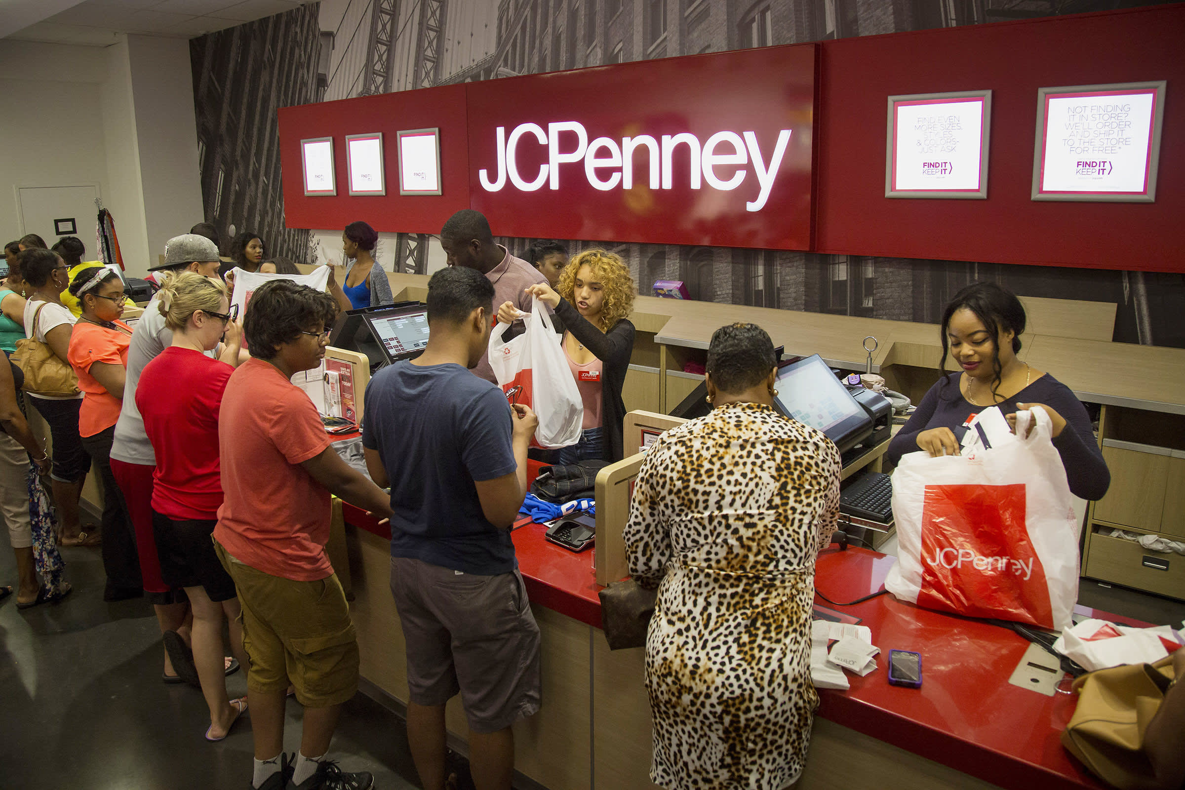 f66cd2eb2528 JC Penney s profit warning sends its shares to an all-time low  Macy s