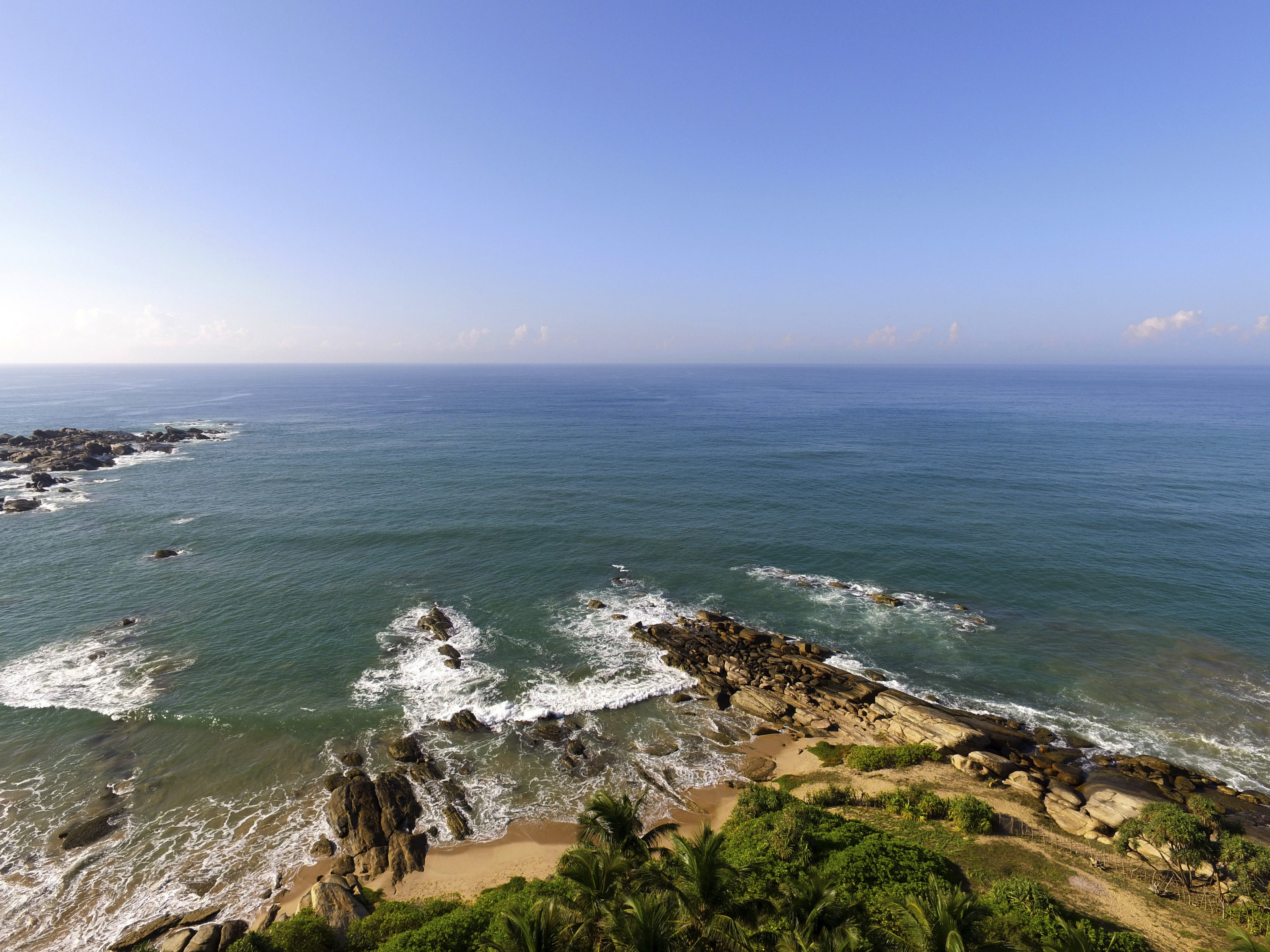 Natural beauty spots such as Kalametiya Beach, on the south coast of Sri Lanka, drew entrepreneur Lahiru Pathmalal back to his home country.