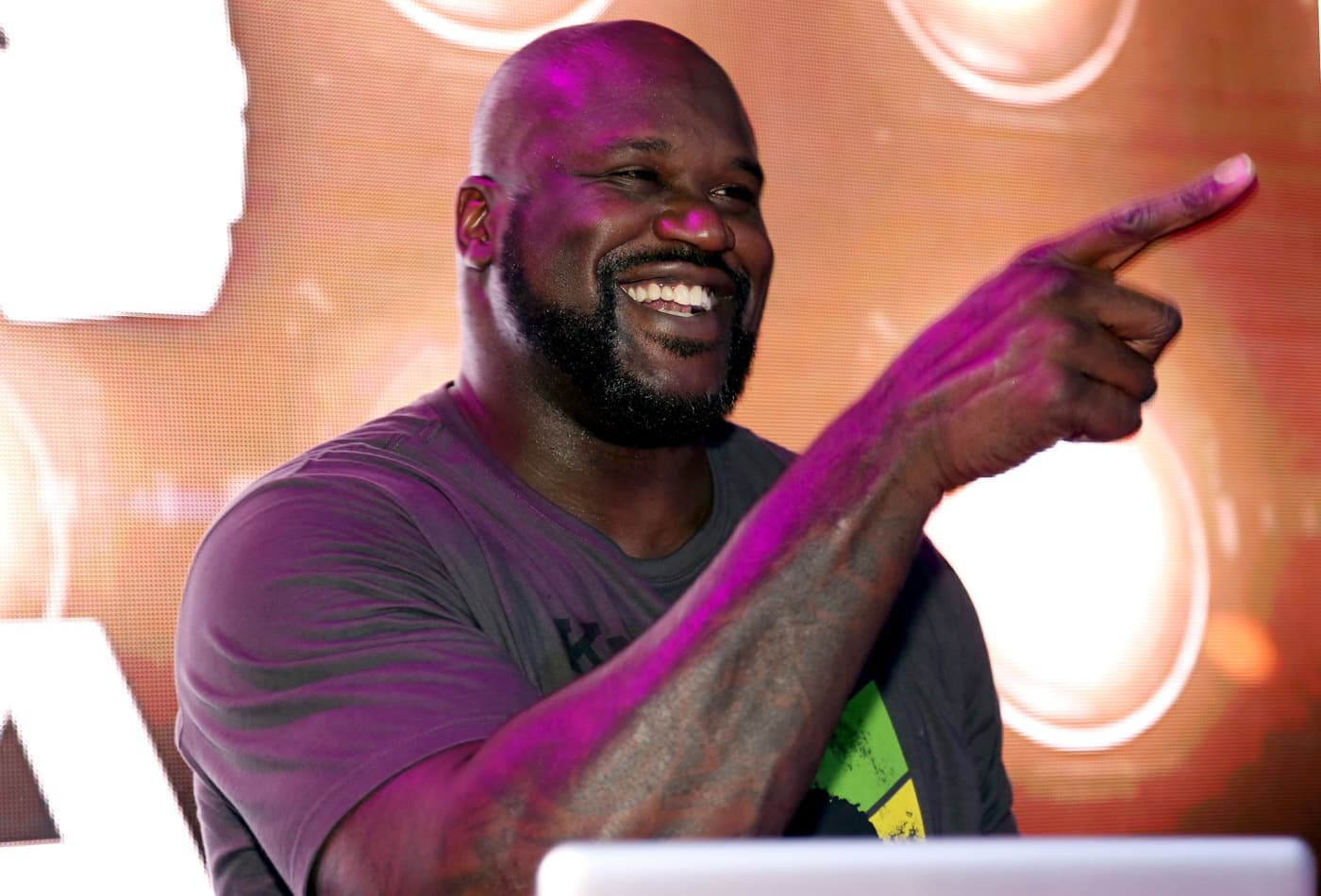 Why Shaquille O'Neal won't tell you who he's voting for