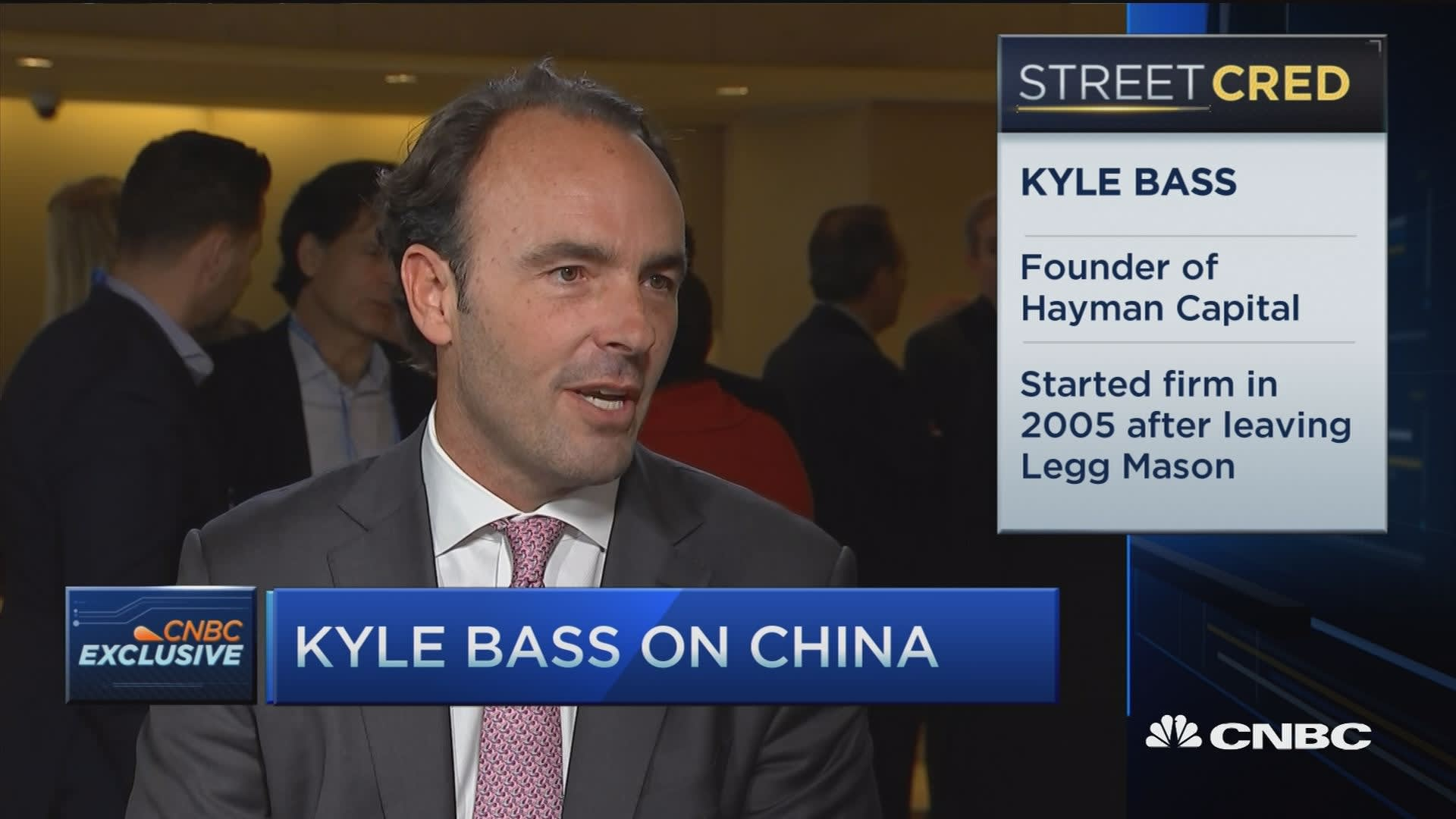 Image result for who is kyle bass cnbc