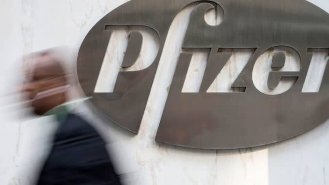 Pfizer Plans Combination Of Off Patent Drug Business With Mylan