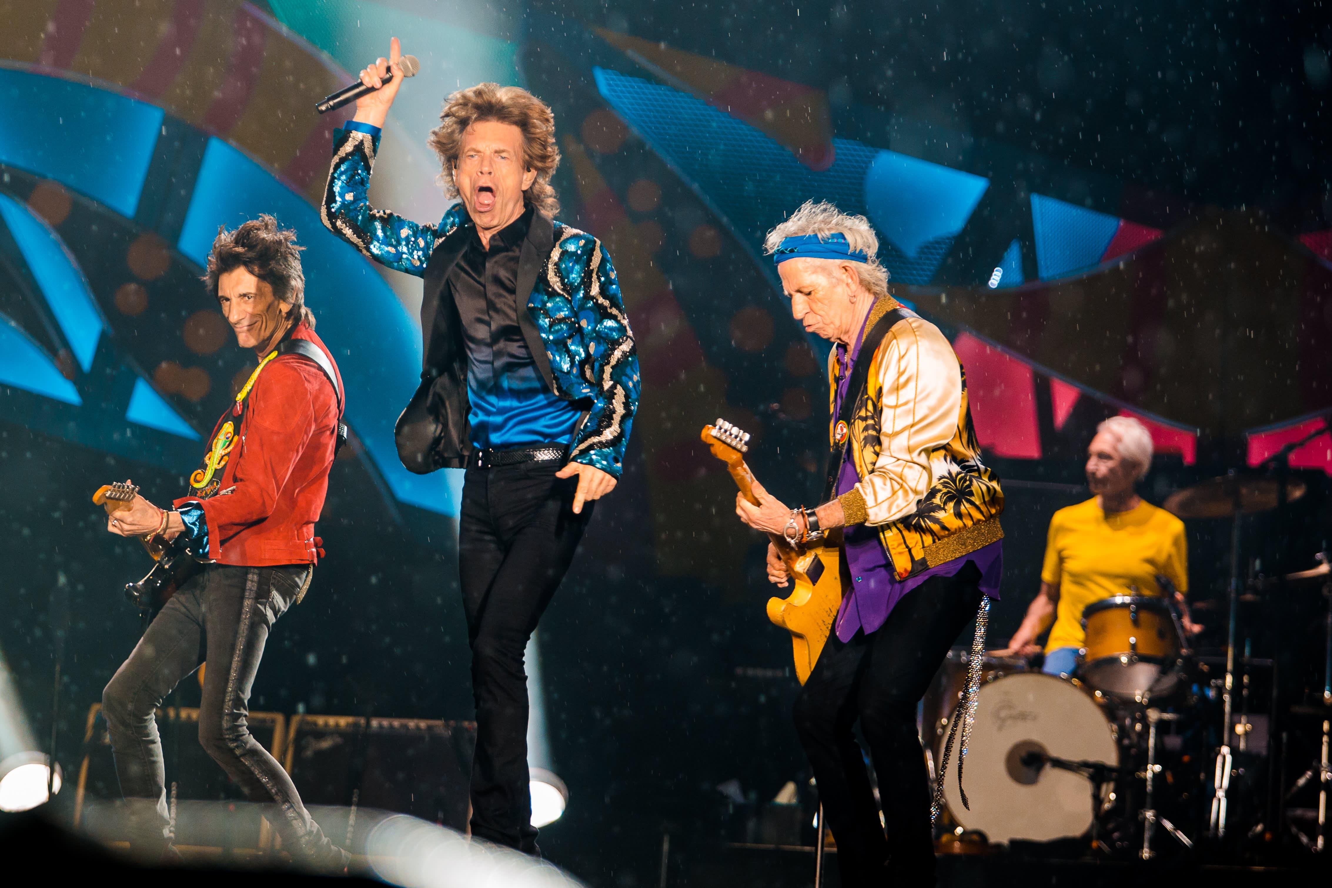 The Rolling Stones, Tom Jones and Yoko Ono urge UK to change music streaming laws