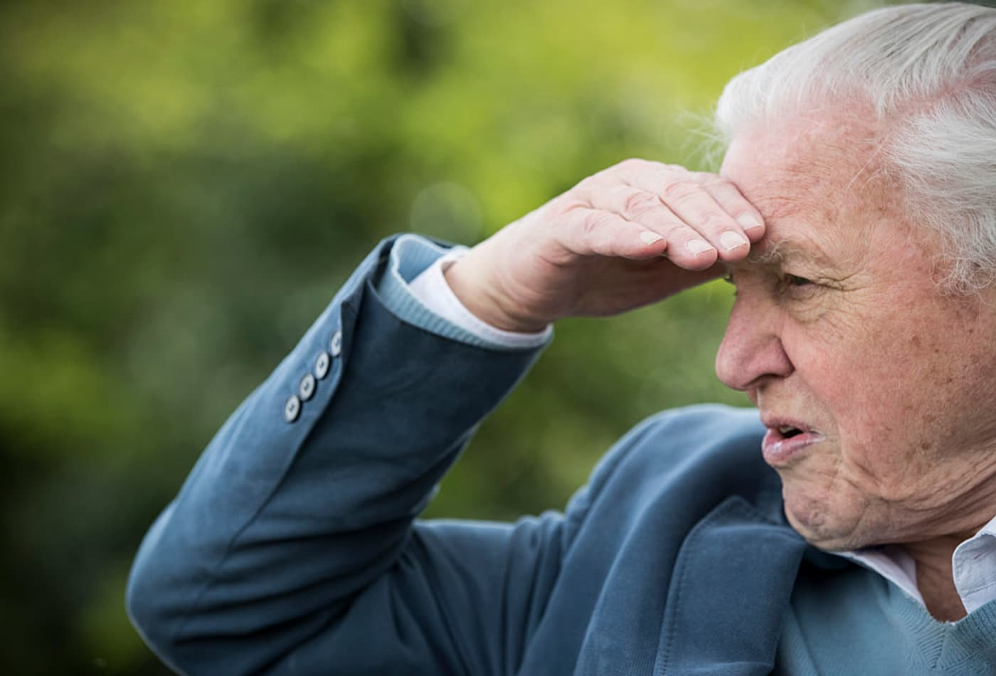 David Attenborough says Earth's 'Garden of Eden' age is no more