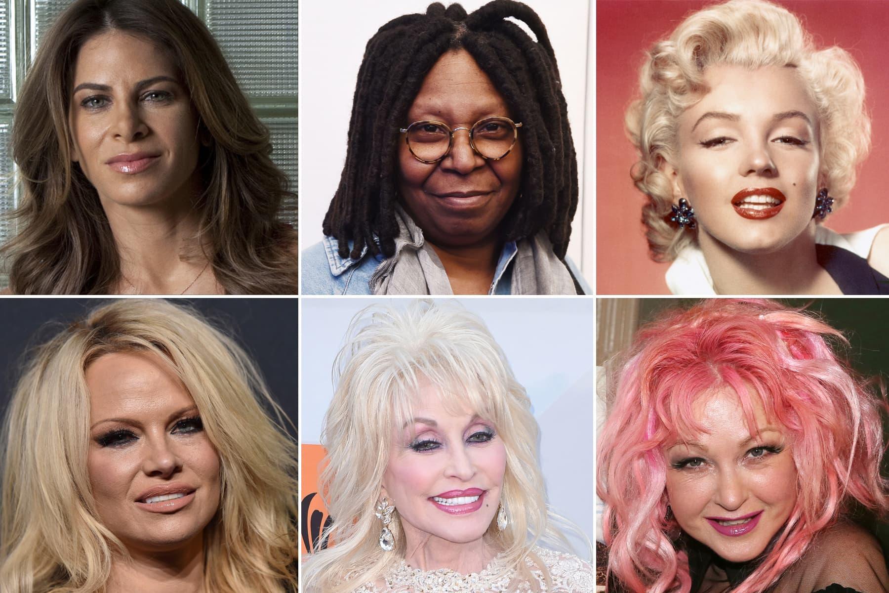 Celebrities who have suffered from endometriosis: Jillian Michaels, Whoopi Golberg, Marilyn Monroe, Pamela Anderson, Dolly Parton, Cyndi Lauper.