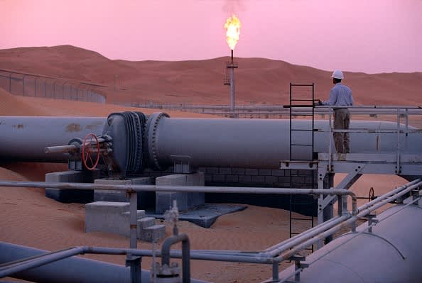 Saudi Arabia is dramatically changing its oil exports to China and the US