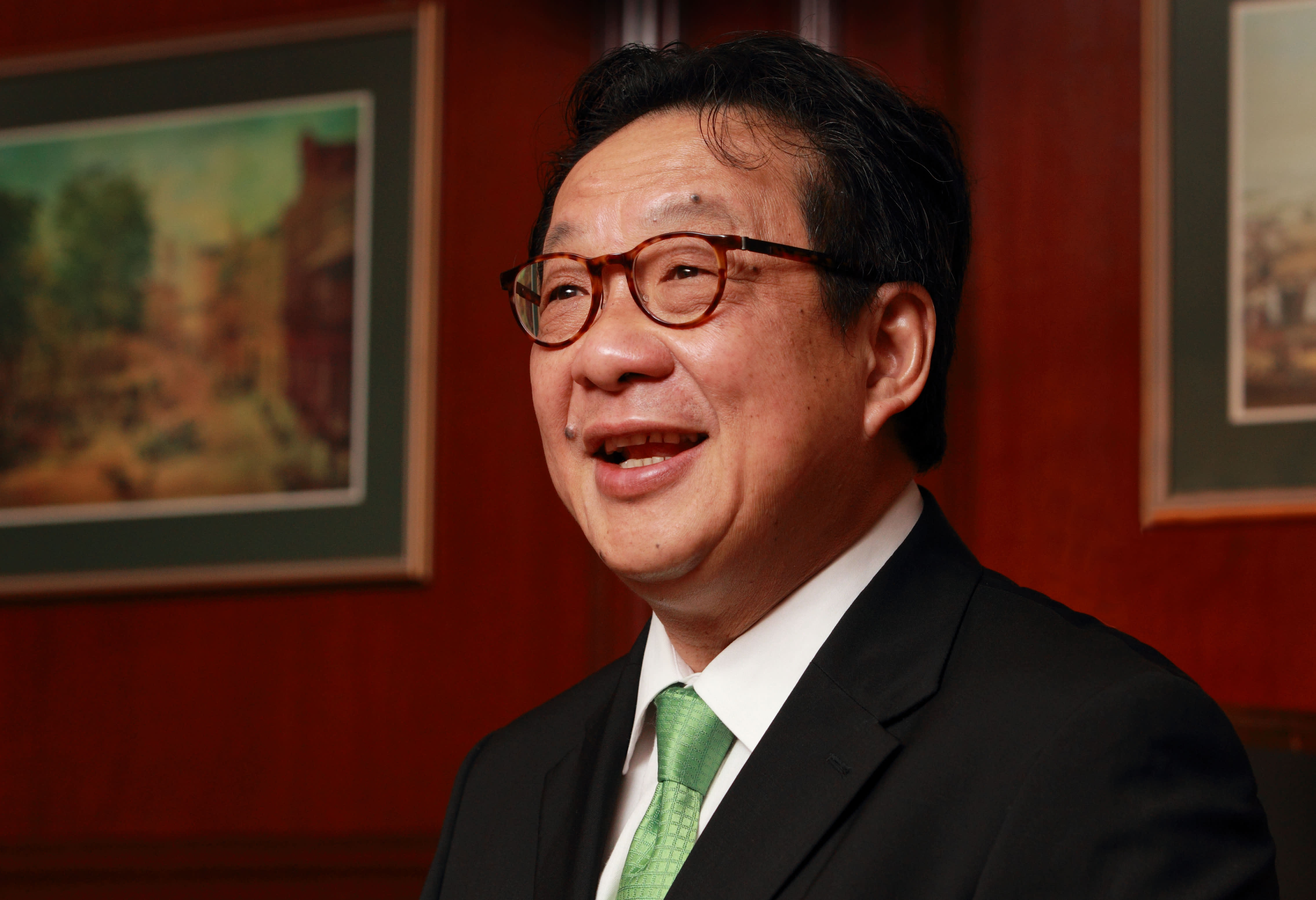 Francis Yeoh, chief executive of the YTL Corporation, is the head of 20-plus Yeoh family members who work at the Malaysian conglomerate.